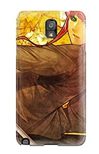 Tpu Case Cover Compatible For Galaxy Note 3/ Hot Case/ The Twelve Kingdoms Anime