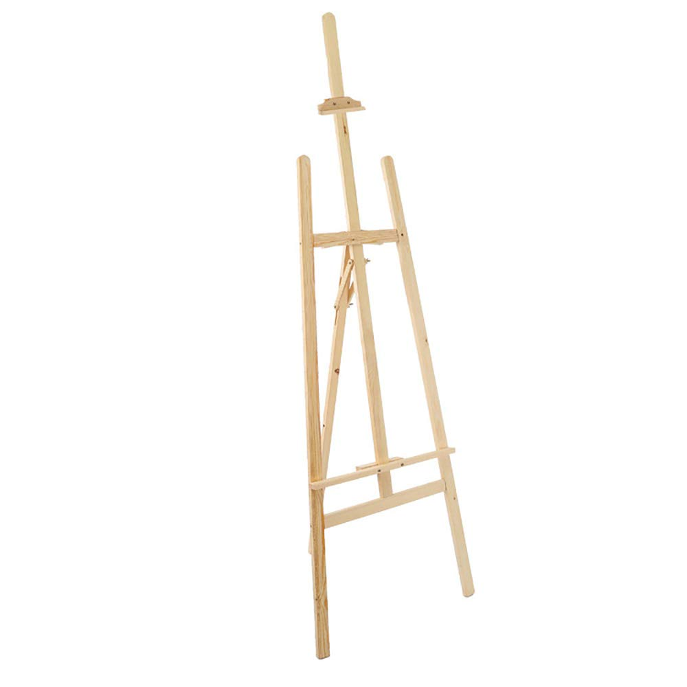 Super Kh® 1.75mのイーゼルの木製の陳列台の三角形の広告展覧会ブラケットの簡単なスケッチの油絵フレーム Super、調節可能な角度 Kh®/高さ B07ML57F8D, 味の通り道:d6dc3eb9 --- ijpba.info