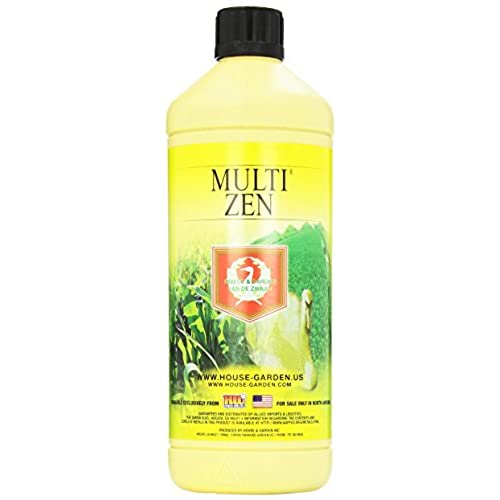 House U0026 Garden HGMZN01L Multi Zen Fertilizer, 1 L