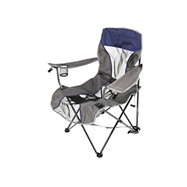 Kelsyus Backpack Quad Chair, Navy