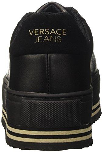 e75440 Ee0vqbsf1 Femme Jeans Nero E899 Basses Versace Noir qw4AEE6