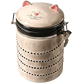 Perfect Amazon.com: Chester The Cat/Kitty Cookie Jar Food Container  XQ62