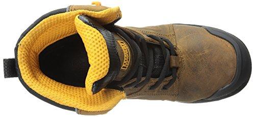 Magnum Mens Flint 6.0 Z-flex Punta Composita Impermeabile Per Stivali Da Lavoro Caffè