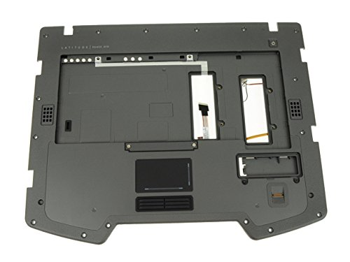 C109M - Dell Latitude E6400 XFR Rugged Palmrest Touchpad Assembly with Biometric Fingerprint Reader - C109M - Grade B Dell Biometric Fingerprint Reader
