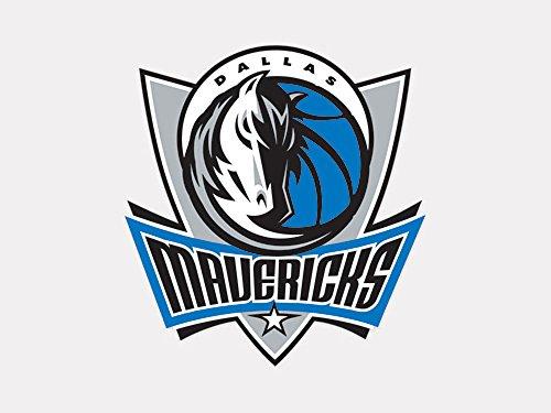WinCraft NBA Dallas Mavericks Perfect Cut Color Decal, 4