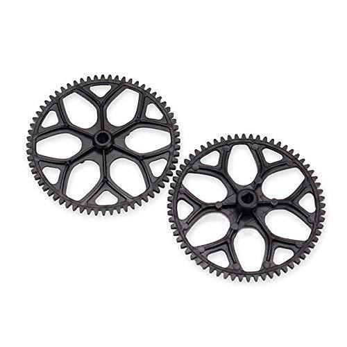 Juego de ruedas dentadas para helic/óptero Faironly XK K120 RC