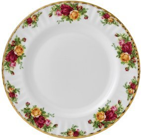 Royal Albert Old Country Roses Dinner Plates 10.5