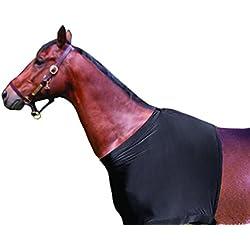 Derby Originals Lycra Horse Shoulder Guard, Black, Large