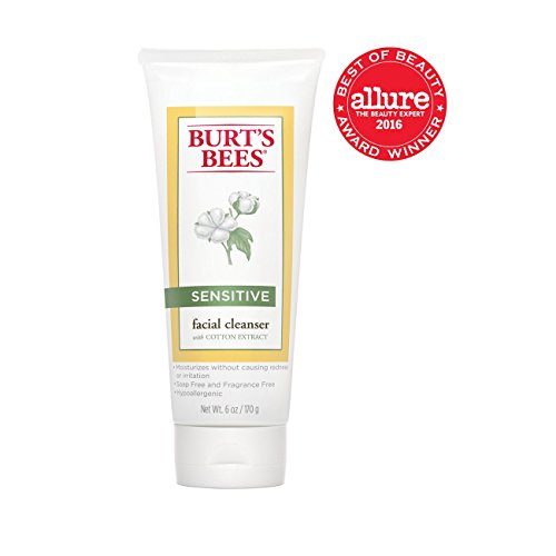 Burts-Bees-Face-Cleanser-for-Sensitive-Skin-6-Ounces