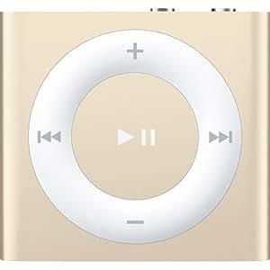 Apple - iPod shuffle 2GB MP3 Player (4th Generation - Latest Model) - Gold