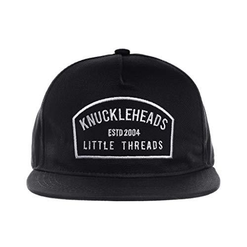 - Knuckleheads Clothing Baby Boy Infant Trucker Hat Snap Back Sun Mesh Baseball Cap-(XS 43 cm)