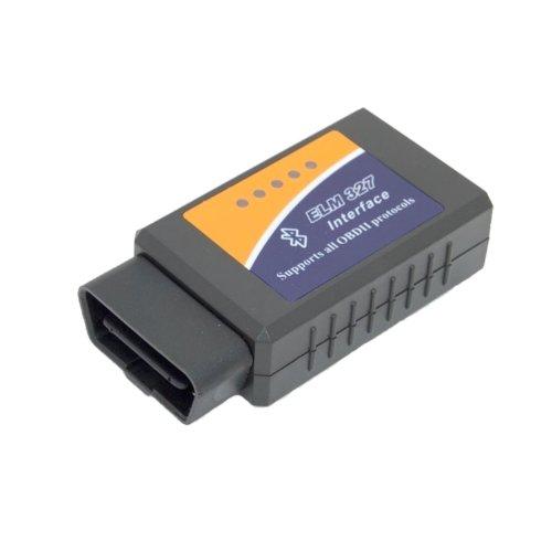 VIMVIP ELM 327 Bluetooth Obdii Obd2 Diagnostic Scanner Scan Tool Check Engine Light CAR Code Reader