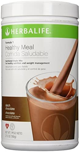 Formula One Nutritional Shake Mix Canister - Dutch Chocolate 1