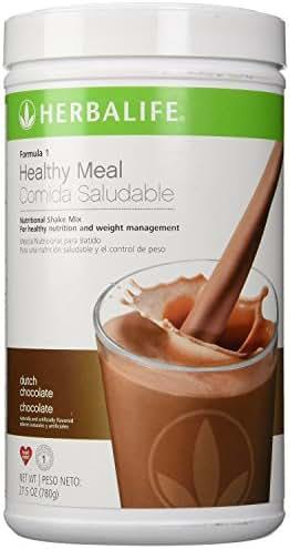 Formula One Nutritional Shake Mix Canister - Dutch Chocolate