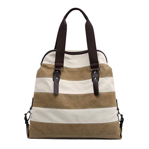 Bag Del Sacchetto Di Tela Borsa Fashion Vhvcx Grande Donna D Capienza Spalla Portatile Corsa Una Slant UqY1O