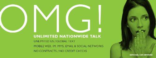 Simple Mobile Unlimited Prepaid Sim Card
