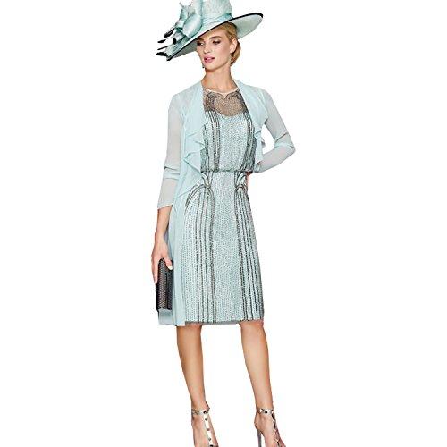 De Dressvip Traje Para Vestir Mujer 1fPq5Cfw