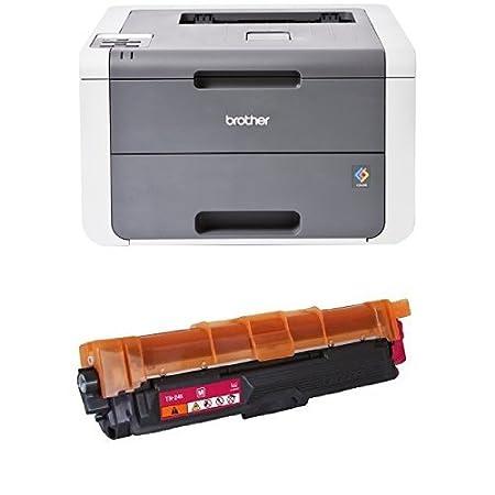 Brother HL-3140CW - Impresora láser color (WiFi, LED), color ...