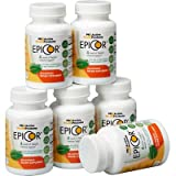 EpiCor® Clinically Proven Immune Booster (500 mg) 30 Capsules - 6 Bottles