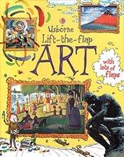 Usborne Lift-the-flap Art