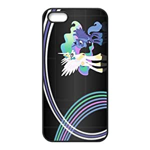 Customize Cartoon My Little Pony Back Cover Case for iphone 5,5S JN5S-1710