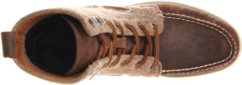 7 Mocassini Marrone Uomo Eye Sperry Boot Fonc Marron Braun dtZwqAtx