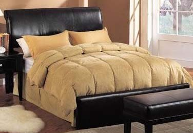 Acme 05625 Montego Queen Bed, Bycast Espresso Finish by ACME