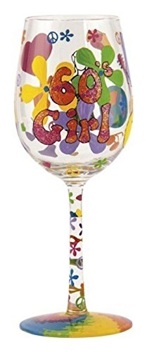 Lolita Enesco Girl Glass Multicolor