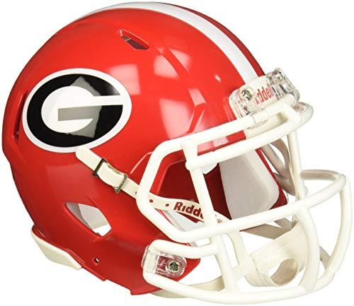 Bulldogs Ncaa Georgia University (NCAA Georgia Bulldogs Speed Mini Helmet)