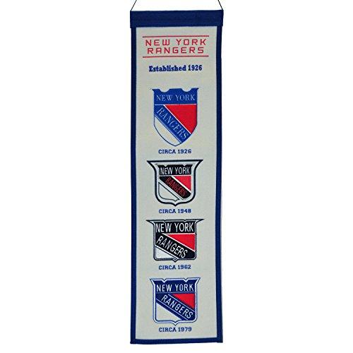 Winning Streak NHL New York Rangers Fan Favorite Banner ()