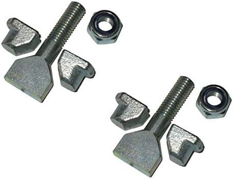 FKAnh/ängerteile 2 x Knott Bremsbackennachsteller Knott Nr Nachstellset 405980001