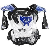Fox Racing Youth R3 Roost Deflector Blue Small S FOX...