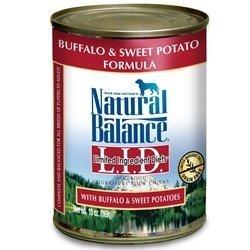 13-Ounce, Buffalo & Sweet Potato Formula Canned Dog Food