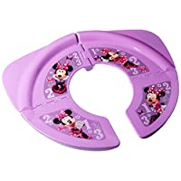 "Disney Minnie Mouse ""Bowtique"" Travel /Plegable, Rosa"