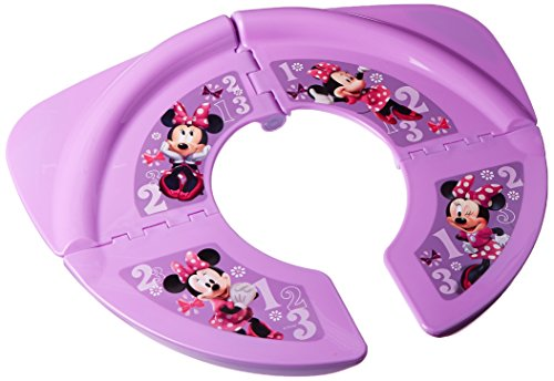 Disney Minnie Mouse''Bowtique'' Travel/Folding Potty, Pink by Disney