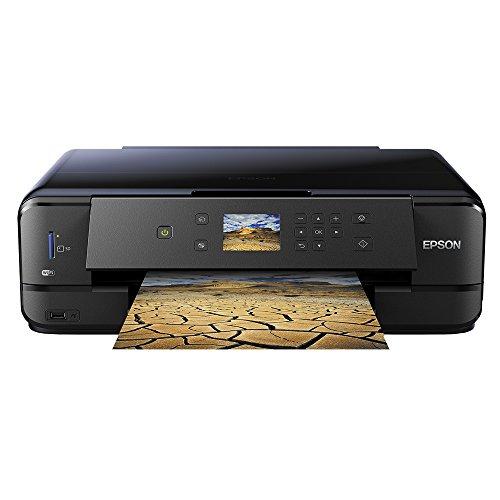 Epson Expression Premium XP-900 Print/Scan/Copy Wi-Fi Printer, Black, Amazon...