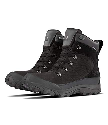 - The North Face Chilkat Nylon Boot - Men's TNF Black/TNF Black, 14.0