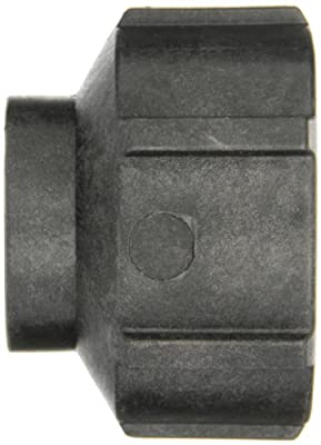 "Banjo RC200-100 Polypropylene Pipe Fitting, Reducing Coupling, Schedule 80, 2 x 1"" NPT Female"