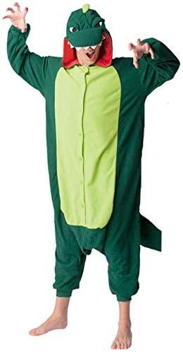 Disfraz Dinosaurio Adulto Pijama Kigurumi (Talla M) (+ Tallas ...