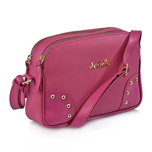 1024 Women's 273 Pink Backpack One Size El Caballo zwFqftt