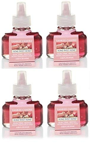 Yankee Candle Home Sweet Home ScentPlug Refill 4-Pack by Yankee Candle