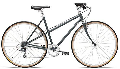 Handsome She Devil 8 Speed Step Through Women's City Bicycle Anthracite (Matte...