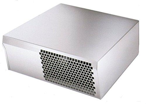 Campana Extractora de Cocina Jetair Montaje Exterior y Switch Interior Centralina de 44.3 cms en Acero Inoxidable con...