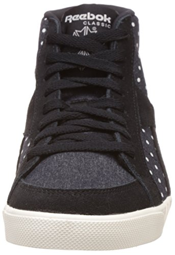 Sport Dots Chaussures Reebok Mist black II de Negro Sage Blanco Mid Femme Chalk Reefunk Multicolore Gris Core 4w77qAxYnI