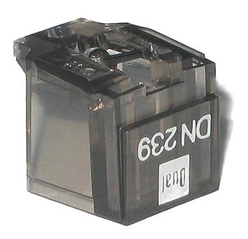 Dual DN 239 Aguja para DMS 239 - Original Aguja: Amazon.es ...