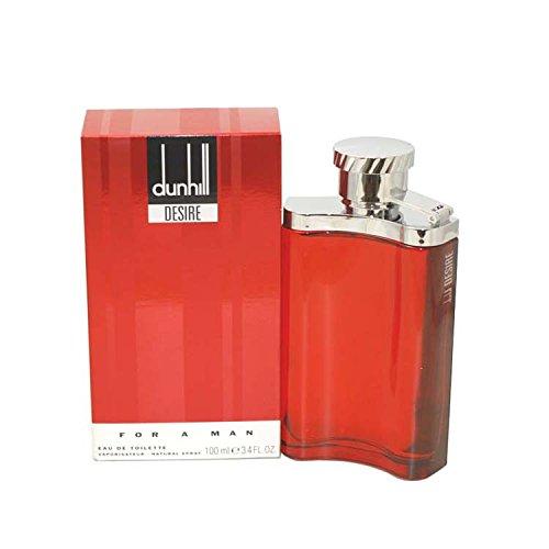 Alfred Dunhill Desire Eau De Toilette Spray for Men, 3.4 Fluid - Desire Alfred Edt Dunhill Spray