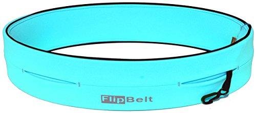 FlipBelt Level Terrain Waist Pouch, Aqua, X-Small/22-25'' by FlipBelt (Image #1)