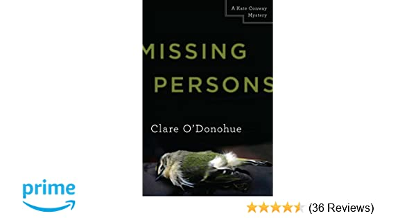 Missing Persons: A Kate Conway Mystery: Clare O'Donohue