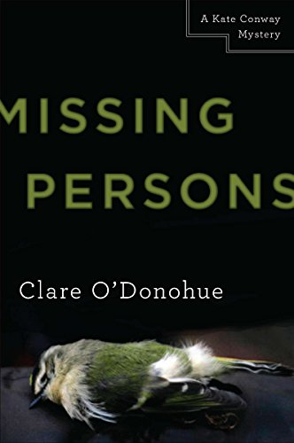 Image of Missing Persons: A Kate Conway Mystery