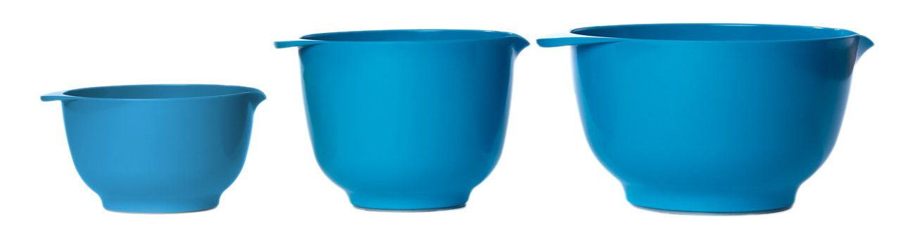 Rosti RST29530LB Mixing Bowl Set, Light Blue